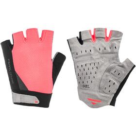 PEARL iZUMi Elite Gel Handschuhe Damen rot/grau